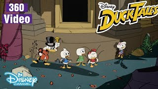 Download Ducktales | 360 Game - Help Protect The Key! | Disney Channel UK Video