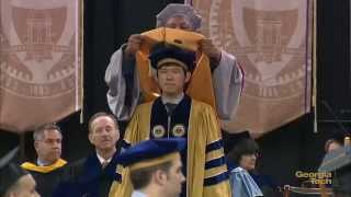 Download Georgia Tech Doctoral Hooding Ceremony Fall 2014 Video