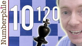 Download How many chess games are possible? Video