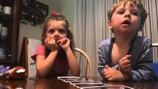 Download Telling the Kids that their mom is pregnant. Video