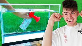 Download EXPERIMENT: AIRHORN UNDER WATER - Challenge Video