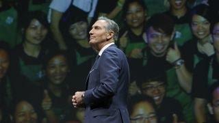 Download Starbucks CEO Howard Schultz to step down Video