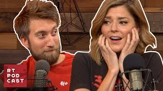 Download RT Podcast: Ep. 521 - Grace Helbig's Stress Hang Gliding Video