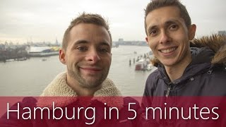 Download Hamburg in 5 minutes | Travel Guide | Must-sees for your city tour Video