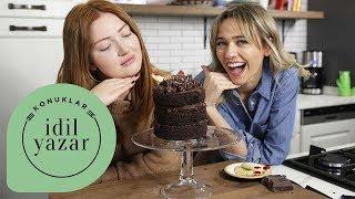 Download Danla Bilic ile Ölümüne Çikolatalı Pasta | İdil Yazar ile Yemek Tarifleri Video