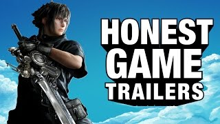 Download FINAL FANTASY XV (Honest Game Trailers) Video
