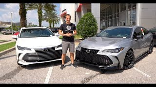 Download Is the 2020 Toyota Avalon TRD a BETTER performer over an Avalon Limited? Video