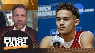 Download Max on Trae Young entering NBA draft: He's not ready for the pros | First Take | ESPN Video