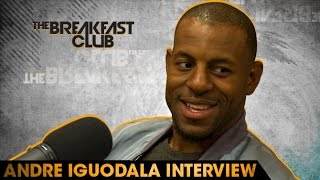 Download Andre Iguodala Interview With The Breakfast Club (7-14-16) Video