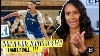Download Why are teams ″DUCKING″ LaMelo and Spire?! Video