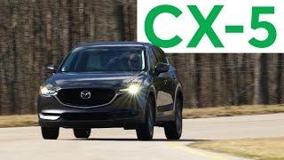 Download 4K Review: 2017 Mazda CX-5 Quick Drive   Consumer Reports Video
