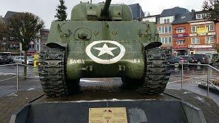 Download Battle of the Bulge Tour : Bastogne Video