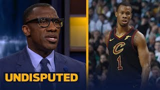 Download Shannon's message to Rodney Hood after refusing to play in Game 4 garbage time   NBA   UNDISPUTED Video