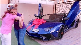 Download I BOUGHT MY SISTER HER DREAM CAR *emotional* Video