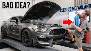 Download GT350 Dyno with Cleetus McFarland! Video