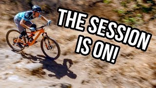Download Sessioning Rockville Trails with BKXC Video