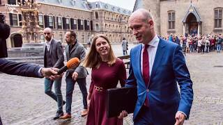 Download Terugblik op de onderhandelingen met Carola Schouten en Gert-Jan Segers Video