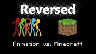 Download Animation vs. Minecraft (Reversed - By Alan Becker) Video