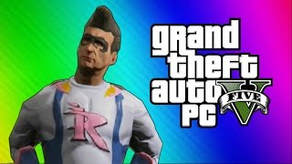 Download GTA 5 Heists #3 - Trevor's Birthday Party! (GTA 5 PC Online Funny Moments) Video