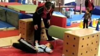 Download Grenoble Gym - séance baby éveil - 02 parcours 1 Video