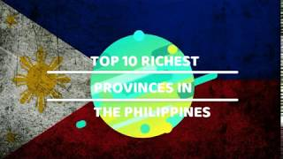 Download Top 10 Richest Provinces in the Philippines 2017 Video