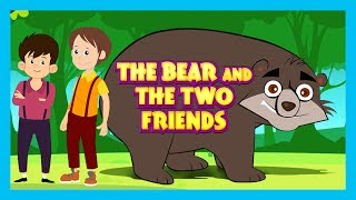 Download THE BEAR AND THE TWO FRIENDS (Full HD Story) - Stories For Kids || STORIES - Kids Storytelling Video