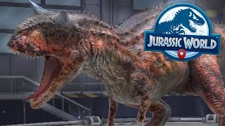 Download CARNOTAURUS IS HERE!! - Jurassic World Alive | Ep17 ( Jurassic GO ) Video