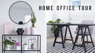 Download Home Office Room Tour + Desk Decor 2017 🏡 | ANN LE Video