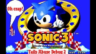 Download Sonic The Hedgehog 3 - Tails Abuse Debug 2 Video