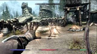 Skyrim Mods Spotlight Ep 4 - Haven, Sword and Deathbell Free