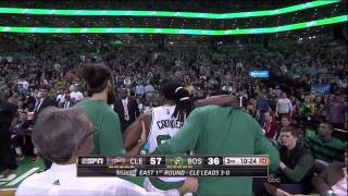 Download J.R. Smith ejection flagrant 2 strikes Jae Crowder: Cleveland Cavaliers at Boston Celtics Video