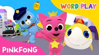 Download Polar Bear to ABC | Baby Shark and More | Compilation | Word Play | Pinkfong Songs for Children Video