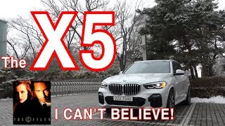 Download 더 올 뉴 BMW X5 30d M팩 시승기(The All New BMW X5 x-Drive 30d M sport package test drive) Video
