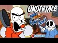 UNDERTALE Animated Short | Funny Bones !