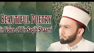 Download Beautiful Poetry in Voice of Pir Saqib Shaami Video