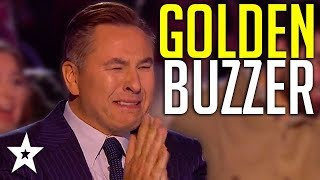 Download HAPPIEST Golden Buzzer Ever Makes Judges CRY On Britain's Got Talent! | Got Talent Global Video