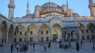 Download Istanbul Blue Mosque Call to Prayer - HD Video