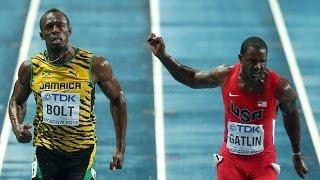 Download Usain Bolt vs Justin Gatlin   Rio Olympics 2016 (Build-Up Highlights) Video