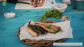 Download Salted sun-dried mackerel Video