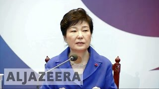 Download South Korea: President Park Geun-Hye impeached over corruption scandal Video