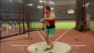 Download Athletics - Men's Hammer Throw Final - Beijing 2008 Summer Olympic Games Video