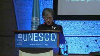 Download Award Ceremony of the 2017 UNESCO-Japan Prize on ESD / Remise du Prix UNESCO-Japon d'EDD 2017 Video