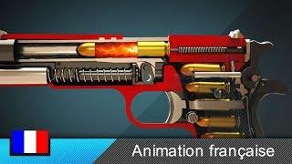 Download Comment fonctionne une arme de poing (Colt 1911) ? (Animation) Video