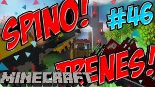 Download SPINOSAURUS EN EL PARQUE??? SI!!!! - Jurassicraft #46 Video