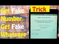 Download Fake Number se Whatsapp Banaye Trick Video