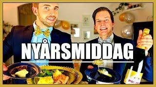 Download Kan vi äta 3-rätters för 12 personer? Video