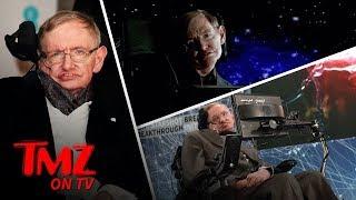 Download Stephen Hawking Leaves Behind An Incredible Legacy | TMZ TV Video