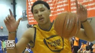 Download Ben Simmons Is The #1 Ranked Player In High School.. NASTY Official Senior Year Mixtape Video