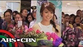 Download Kathryn Bernardo named 'Princess of Philippine Movies' Video