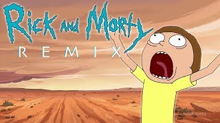 Download I Am Alive (Rick and Morty Remix) Video